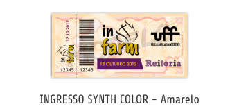 Ingresso Synth Color